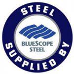 Steel supplied by BlueScope Steel